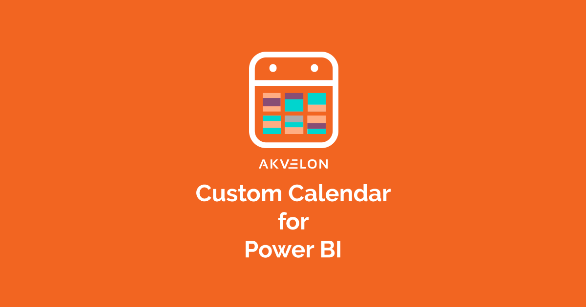 Akvelon Custom Calendar